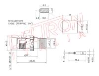 TNC-06T-RP-TGN - Deltron Italia